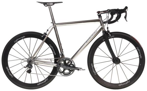 Van Nicholas Bikes Come to Bike Science Bristol