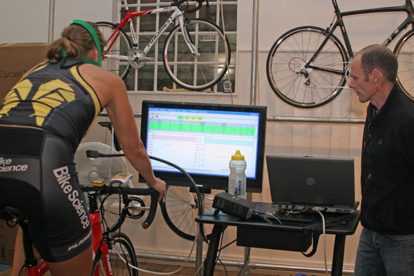 Metabolic Profiling at Bike Science